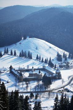 Sucevița monastery, Unesco Heritage Site, Bukovina