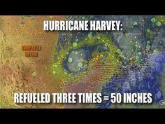 Was Hurricane Harvey Artificially Intensified by Geoengineering Programs? | Video🎥 YouTube