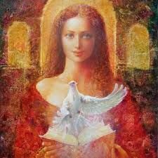 Image result for mary as a goddess