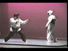 some of the techniques of the real south korean martial art: the TAEKWONDO WTF - YouTube