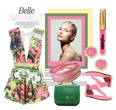 """""""Hello Sunshine!"""" by pixidreams ❤ liked on Polyvore featuring Posh Girl, Michael Antonio, Kate Spade and MDMflow"""