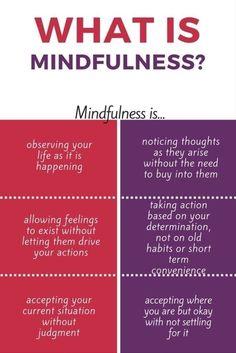 Guided Mindfulness Meditation, Mindfulness For Beginners, What Is Mindfulness, Mindfulness Techniques, Meditation For Beginners, Mindfulness Activities, Meditation Quotes, Mindfulness Quotes, Yoga Meditation