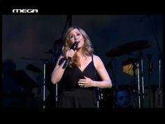 "▶ Lara Fabian - Mario Frangoulis ""All Alone Am I-Live"" (TV Broadcasted from Mega Channel) - YouTube"