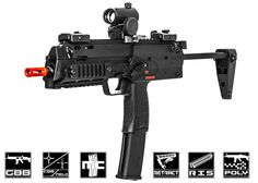 elite force hk licensed navy gas blowback submachine gun smgAirsoft Gun * To view further for this item, visit the image link. (This is an affiliate link) Muzzle Velocity, Heckler & Koch, Submachine Gun, Thing 1, Picatinny Rail, Airsoft Guns, Paintball, Outdoor Fun, Firearms