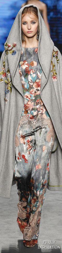 Alberta Ferretti FW2016 Women's Fashion RTW   Purely Inspiration