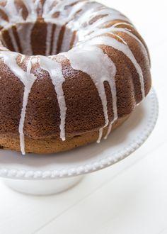 Gingerbread latte cake ( no molasses)