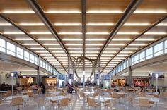 Foodcourt Ceiling Light