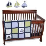 Cute Nautica Crib Bedding Set Image Ideas