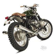 BMW R80 ST Street Tracker - Fuel motorcycles