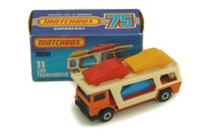 Car Transporter - Matchbox 1976 - Series Nr. 1
