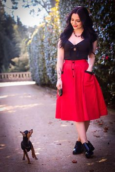 #silky #barbara #barbarapereira #althemy #fashionbloger #fashion #blogger #blog #style #alternative #editorials #goth #rockabilly #gothabilly #review #jewelry #lifestyle #model #alternativemodel #unique #makeup #tattoo #tattoed #tattooedmodel #Walkongdog #Nature silky.althemy.com