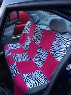Slip Resistant Back Seat Cover for Pets