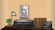 """Beautiful Artwork Available- """"And the Word Became Flesh"""" 