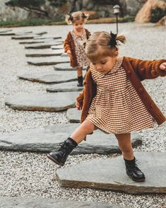 """Taytum & Oakley Fisher on Instagram: """"One step closer to Christmas! How many more days do we have?! Do you celebrate Christmas or Hanukkah?"""" Little Girl Outfits, Little Girl Fashion, Cute Little Girls, Fashion Kids, Toddler Fashion, Toddler Outfits, Trendy Fashion, Cute Kids Outfits, Children Outfits"""