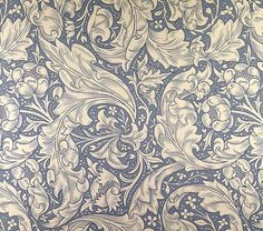 William Morris-Daisy Wallpaper Pattern
