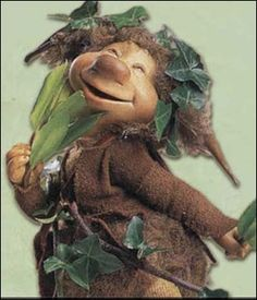 """""""In my fantasies, all of my dolls could fly, all of them were magic"""". ~Wendy Froud~ Wendy became a doll maker ..."""
