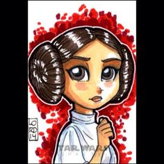 Lord Mesa Art — Star Wars Sketch Card Gig  ✏✏✏✏✏  #lord_mesa...