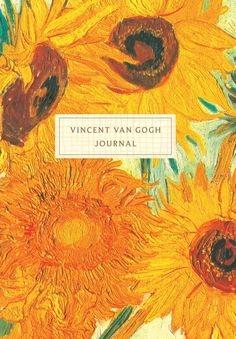 Vincent Van Gogh A6 Notebook