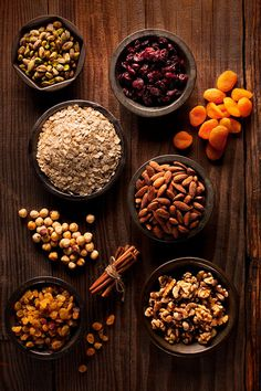 FOOD: Hot Cereal Breakfast on Behance