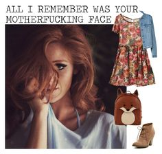 """""""Awkward- Tyler The Creator"""" by kimabalee ❤ liked on Polyvore featuring Wildfox, Joyrich and MIA"""