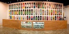shop counter  Epidemic Skate Shop, Palm Desert, CA