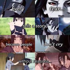 Itachi Uchiha || Anime Quote