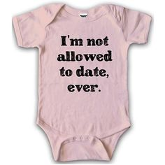 Not Allowed To Date T Shirt