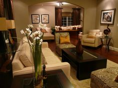 Cozy Elegant Living Room From Google Images
