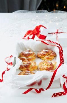 Kristallipullat | K-ruoka #joulu Sweet Recipes, Cooking, Christmas, Food, Bakken, Kitchen, Xmas, Eten, Weihnachten