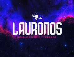 "Check out new work on my @Behance portfolio: ""LAURONOS 