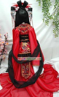 Tang Dynasty Princess Costumes