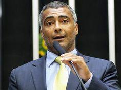 Portal Esporte São José do Sabugi: Romário continua campanha contra CBF e Fifa: 'Blat...