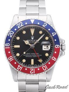 ロレックス ROLEX GMTマスター(GMT MASTER) / Ref.1675