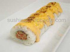Japanese mayonnaise: equal parts of olive-oil-mayonnaise, sriracha sauce, liquid aminos. Yum.