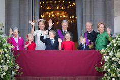 Pasado, el presente y el futuro de la Familia Real Belga