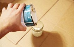 Left Over Paint | 43 Things to Never Throw Away | Cool DIY Ideas On How To Upcycle and Repurpose Old Materials by DIY Ready at http://diyready.com/43-things-to-never-throw-away/