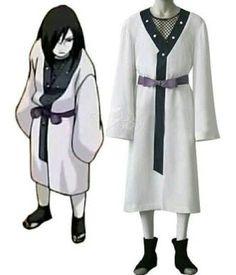 Esta es la comida naruto y el kimono de su padre