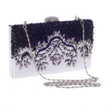 Europeus e americanos popular sacos de moda saco de jantar diamante saco embreagens senhoras frete grátis C958(China (Mainland))