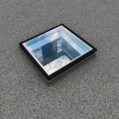 Fakro vlakke lichtkoepel vast DXG P2 | Bouw-Handel.nl