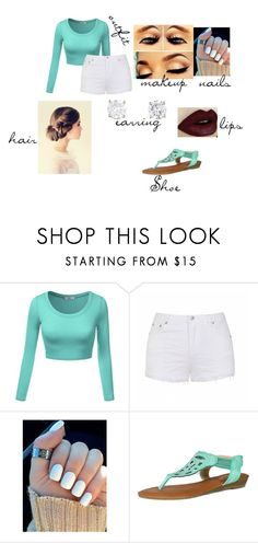 """Untitled #85"" by quotev-lover ❤ liked on Polyvore featuring J.TOMSON, Ally Fashion and ANNA"