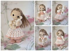 Simply Ami Violette - Crochet by AnniesGranny Design - Pattern by Beth Webber ♡