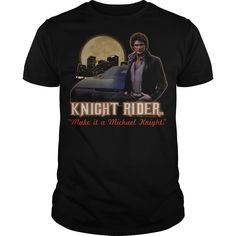 cool Knight Rider Full Moon  Check more at http://geektshirts.xyz/name-tshirts/knight-rider-full-moon-the-cheapest
