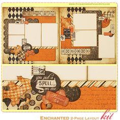 authentique scrapbooking | paisleys and polka dots scrapbooking mini album kits with instructions ...