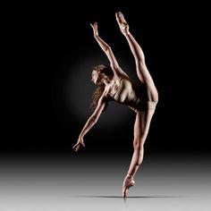 Laura Morton, Appalachian Ballet Theatre- photograph by Richard Calmes