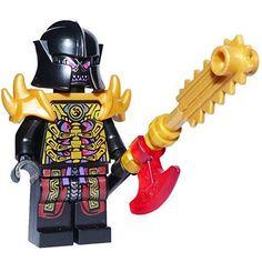 Ninjago lord garmadon minifigur 70505 for Kinderzimmer ninjago