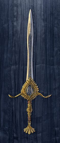 Sword design 1 by ~Merlkir on deviantART