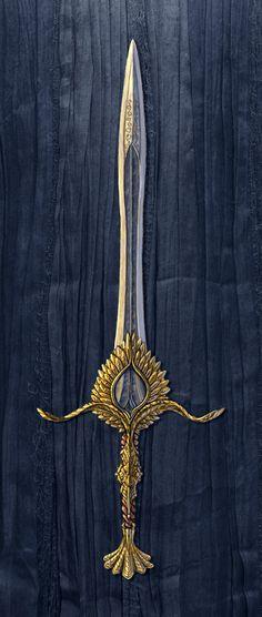 Sword design 1 by ~Merlkir on deviantART