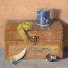 Oil paintings by california artist Linda Jacobus | Galeries artistiques | Scoop.it