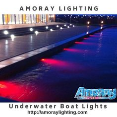 These high-quality Nicheless LED Underwater Lights are Corrosion free,Waterproof & to be used for Pools,Ponds,Lakes,Fountains Inground Pool Lights, Underwater Led Lights, One Light, Light Fixture, Pond, Swimming Pools, Rainbow, Bright, Colour