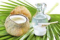 OLEJ KOKOSOWY - zastosowanie w kuchni i kosmetyce. Właściwości oleju kokosowego